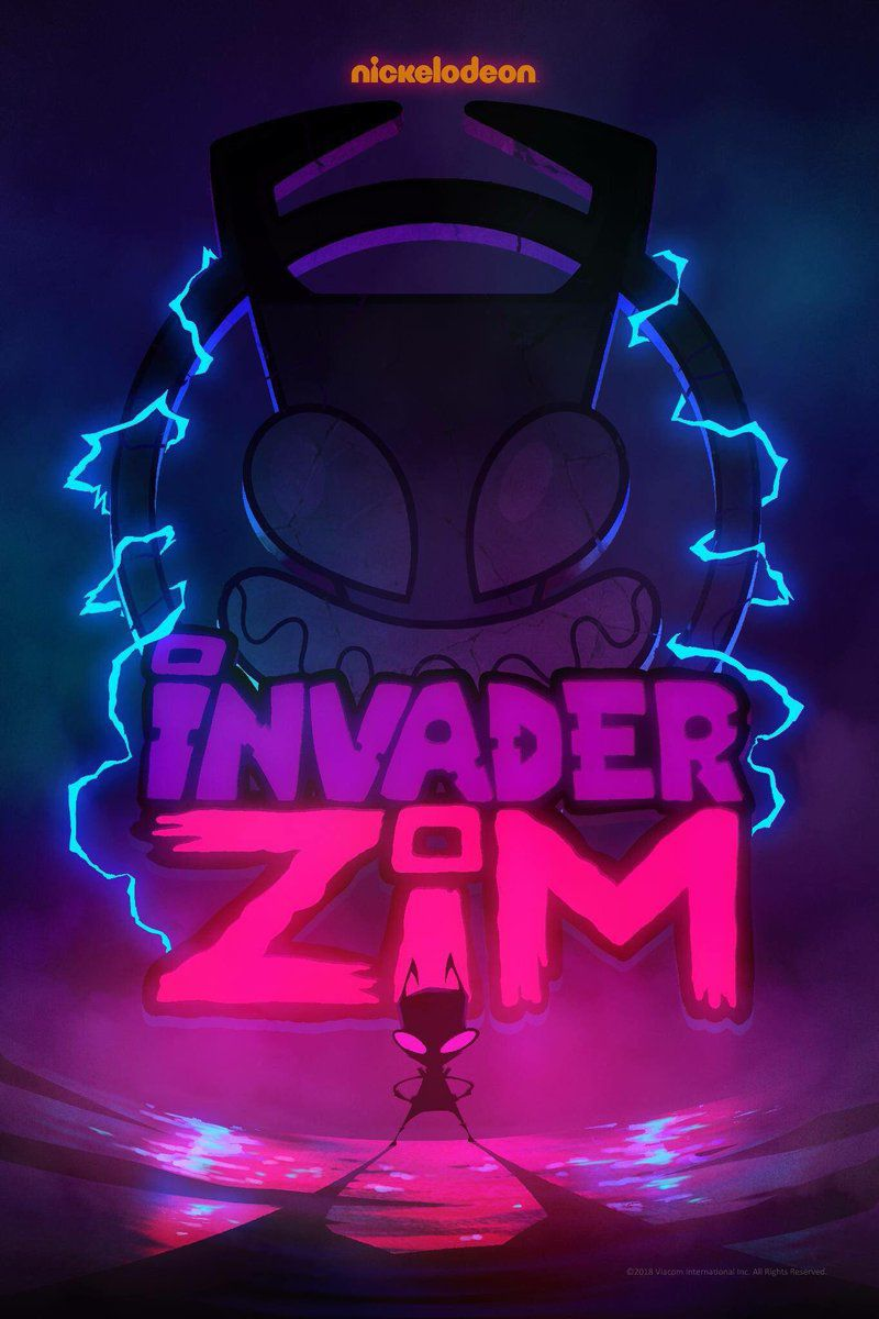 Watch the first teaser for Invader Zim's TV movie, straight from #SDCC18 https://t.co/4iF4q7CuVA