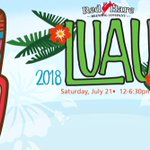 Join Red Hare for their 7th Annual Luau tomorrow July 21, with food from Hoyle's Kitchen + Bar. $20 gets your three beers a delicious plate of bbq - sounds like a sweet deal! https://t.co/uKGOh5NuxQ