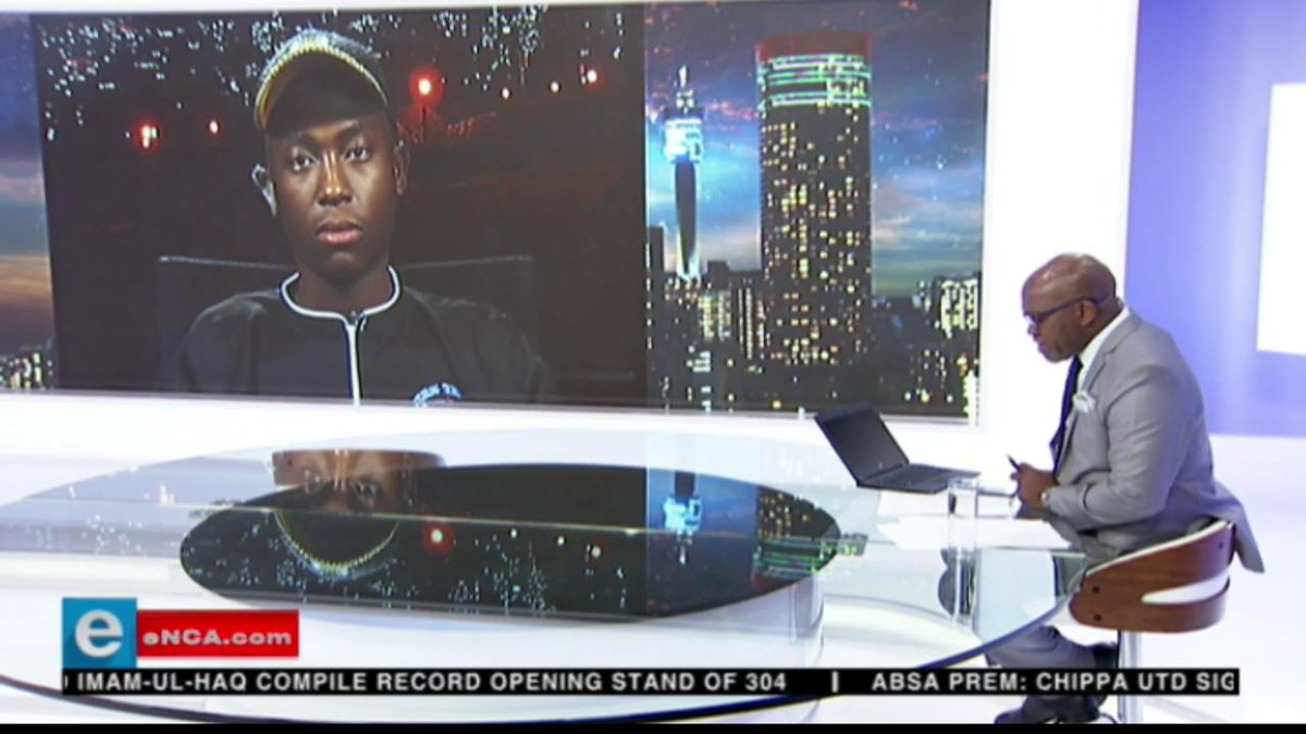 WATCH: #Cosas is calling on the ANC Gauteng conference to make a resolution that all government officials children be enrolled in public schools. Cosas Provincial Chairperson Wandile Mofokeng unpacks this further on #NewsNight. Courtesy #DStv403