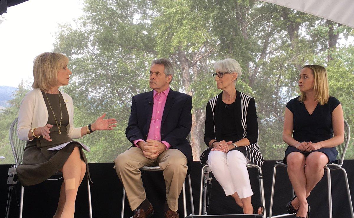 Joining #AMR now: @ckubeNBC @PeterWestmacott and Wendy Sherman @MSNBC