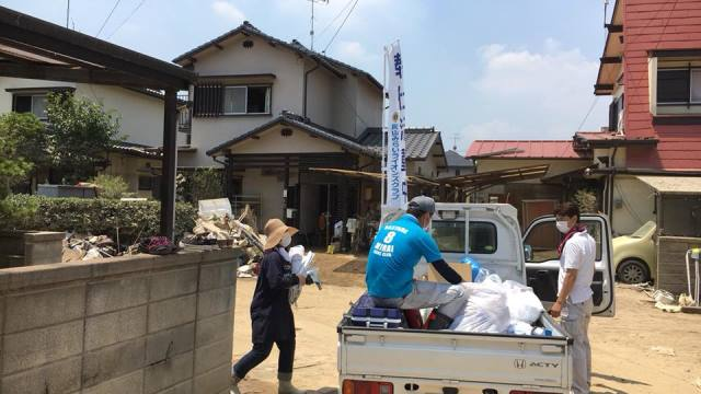 test Twitter Media - Local Lions are working to provide relief after the recent flooding in Western Japan - https://t.co/128hMNk5NE https://t.co/0BdKtqACor
