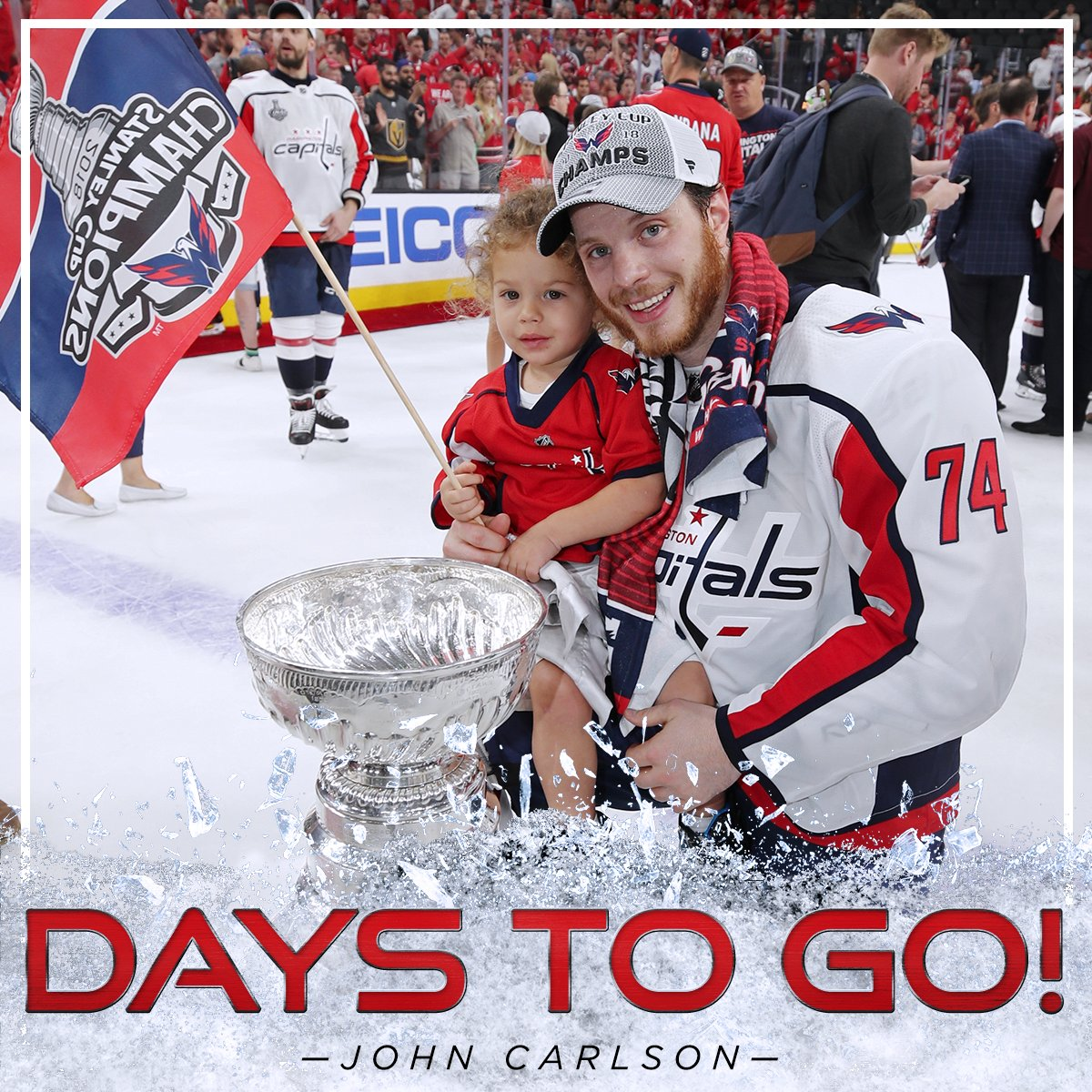 .@JohnCarlson74 more days to go!