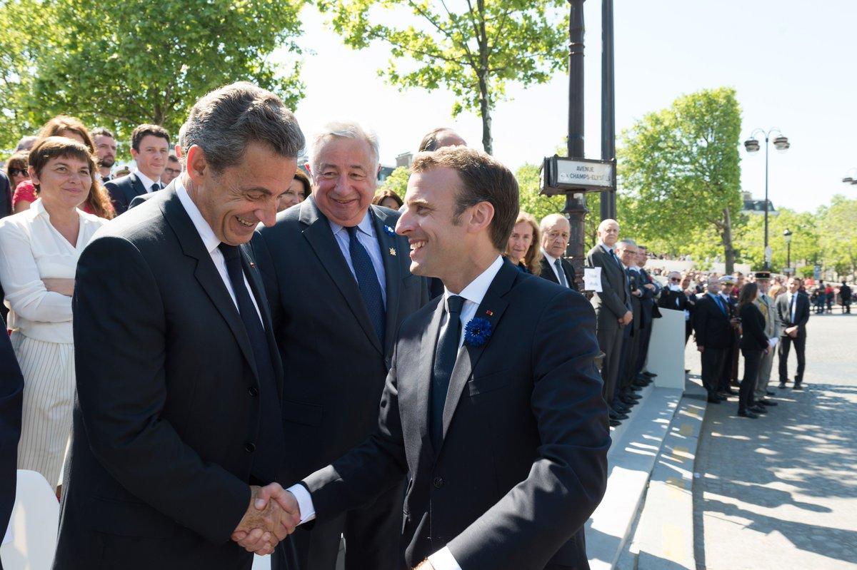 """Quand Sarkozy prophétisait sur Macron : """"tout cela se terminera en farce"""" >> https://t.co/2Cn2Yb7vyY"""