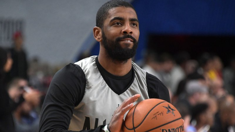 Kyrie Irving is 'quite pleased' with his situation in Boston and has talked about a future with the Celtics beyond this season, per a report. https://t.co/b2cubAvh5P