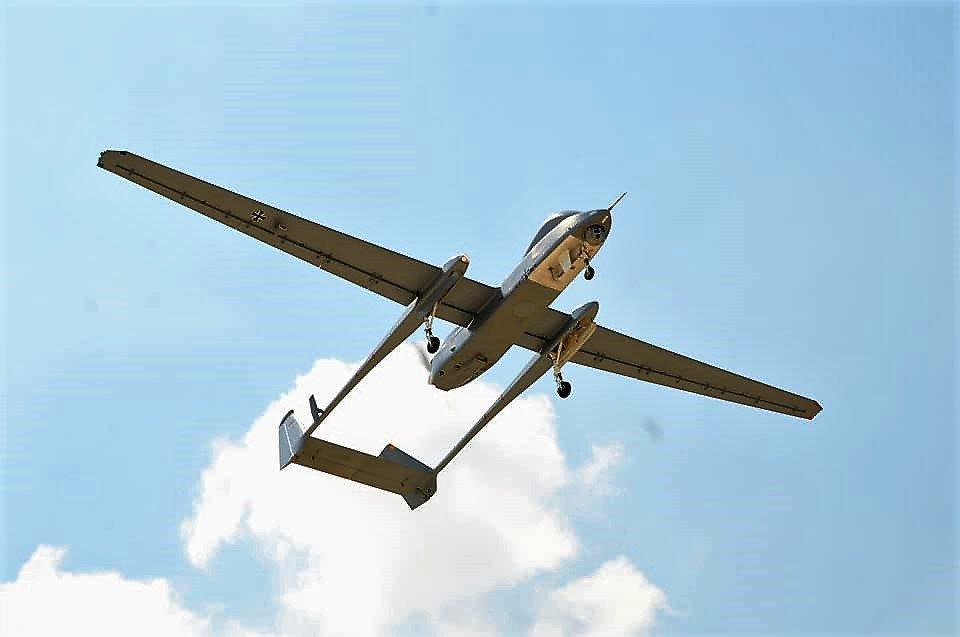 """ألمانيا تعتزم شراء طائرات مسيرة من """"إسرائيل"""" خلال أسابيع DikI7dzXkAYyplU"""