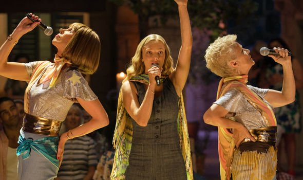 #MammaMia2 after credit scene REVEALED: Is it Meryl Streep's Donna? Is it worth sitting to the end for? #MammaMia  donna https://t.co/kd8Z4r4Qel