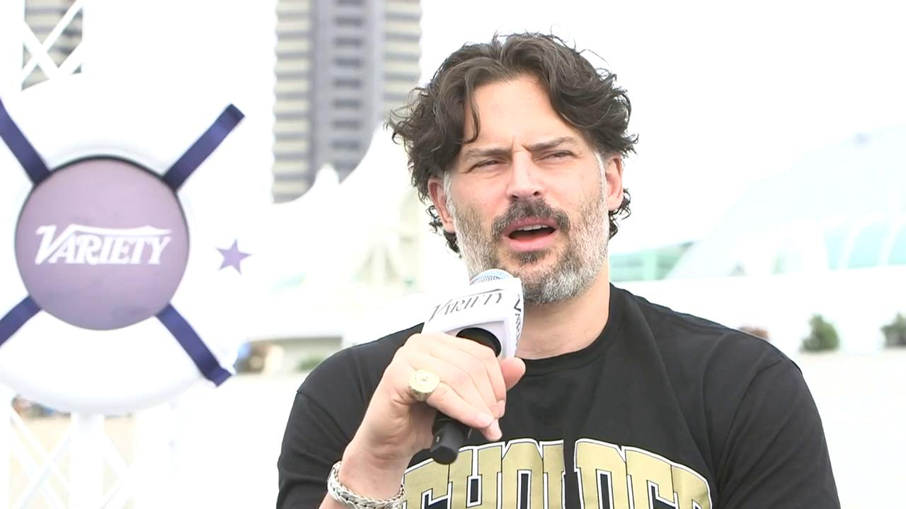 .@JoeManganiello offers his advice on leading a Dungeons & Dragons campaign https://t.co/mXlkpZViRF #SDCC2018 https://t.co/KW8ALrD4tv