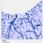 Image for the Tweet beginning: What do watersheds, hillslope position,