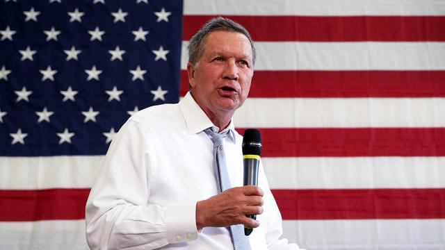 Kasich: We need more Republicans willing to stand up to Trump https://t.co/eLRIzjW8o8 https://t.co/mMucSQ80J8