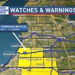 Tornado Watch Twitter Photo
