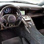 Developed on the world's greatest tracks. #LexusLFA #DecadeofLexusF
