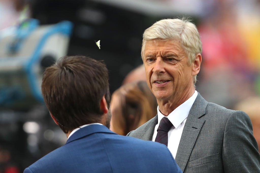 Arsene Wenger is reportedly the top target to be the next Japan manager.  It's the gossip👇 https://t.co/okMTqhO3eM
