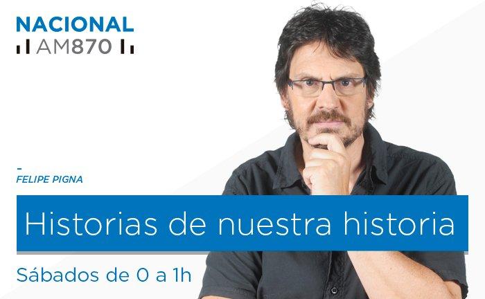 🎙 Para entender lo que nos pasó y comprender lo que nos pasa #HistoriasDeNuestraHistoria con  @FelipePigna ya al #Aire de la Radio de Todos por https://t.co/i1gwFwN4Xd
