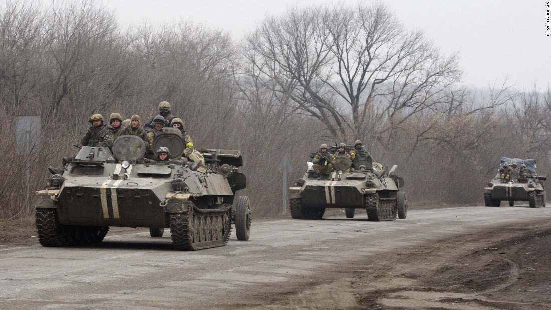 The US releases $200 million in defensive aid to Ukraine as Moscow seeks better ties https://t.co/SRjDU54ryj https://t.co/elwZqYtN0n