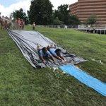Image for the Tweet beginning: The @TNAquarium #Tadpoles camp educators