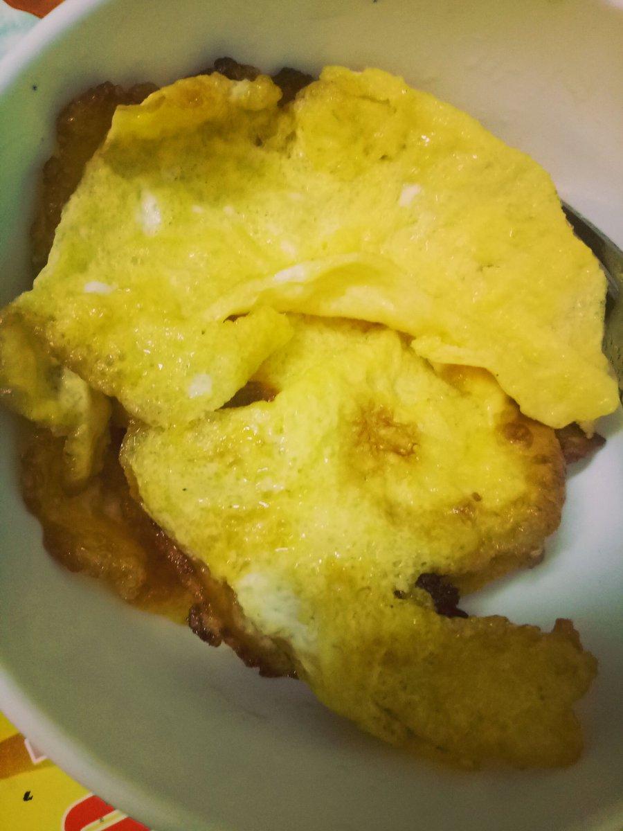 #masterchef #friedeggs #notbad 😂 2eggs, sugar, butter
