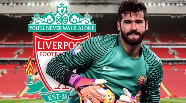 🆕 ALISSON: ALL YOU NEED TO KNOW 🆕 Liverpool have signed Alisson from Roma for £67m, but what has persuaded Jurgen Klopp to make the Brazilian the worlds most expensive keeper? Find out here 👉👉 skysports.tv/ZrZUfu