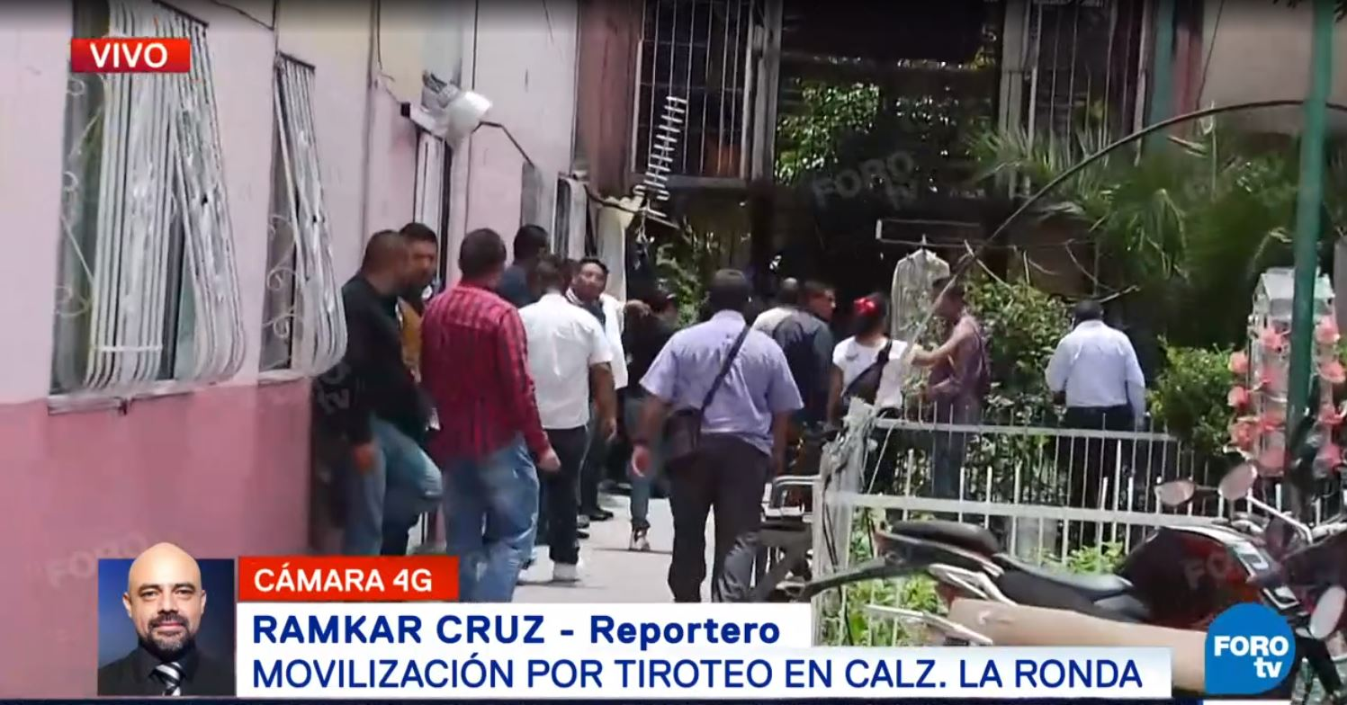 Reportan tiroteo en la colonia ex-Hipódromo Peralvillo. Hay un detenido https://t.co/UoIFaGwP7e https://t.co/5MNqOJU9rx