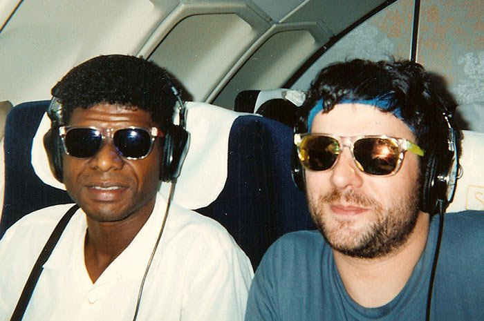 "François Kevorkian on Twitter: ""This month's edition of my @worldwidefm  radio show is a tribute to Larry Levan. Lots of his faves, a special  interview Larry did for the Harmony Tour in"