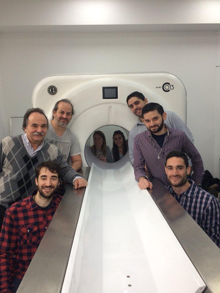 El primer tomógrafo fabricado en el país ya funciona en el Hospital de Clínicas dependiente de la UBA