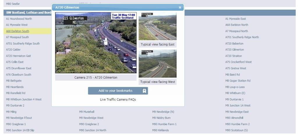 test Twitter Media - 'Live Traffic Cameras' 📷 are a great way to check your route is #DelayFree  Look via https://t.co/HeiFTE8s6p & #BePrepared ⌚ 👍 https://t.co/Cxlqa8gZ3q