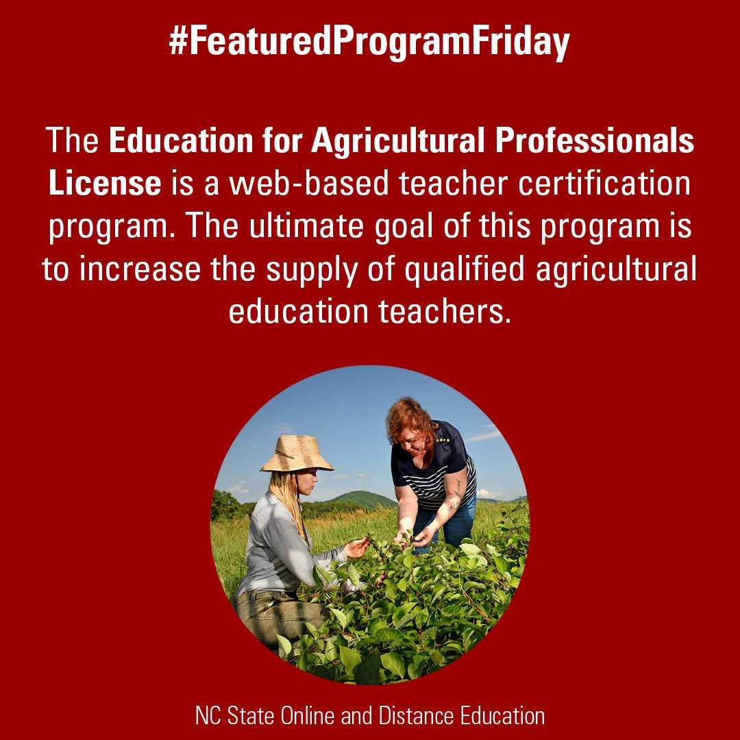 Nc State Online On Twitter This Featuredprogramfriday Were