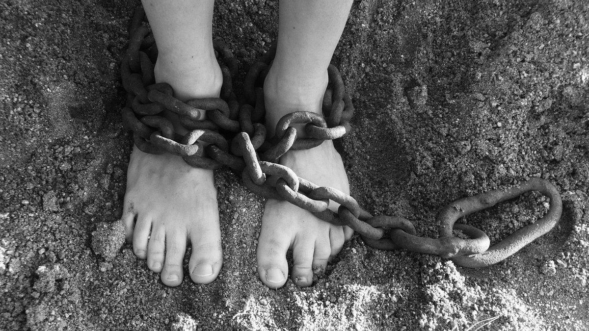 Escravidão moderna atinge mais de 40 milhões no mundo https://t.co/60oNjW7z7V #G1