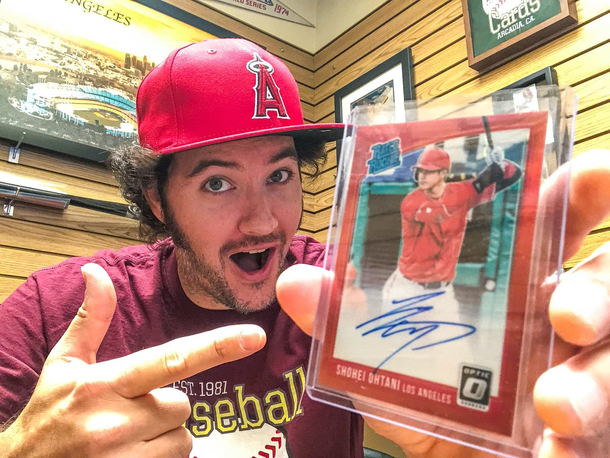 Hall Of Fame Baseball Cards On Twitter Sho Boom Check Out This