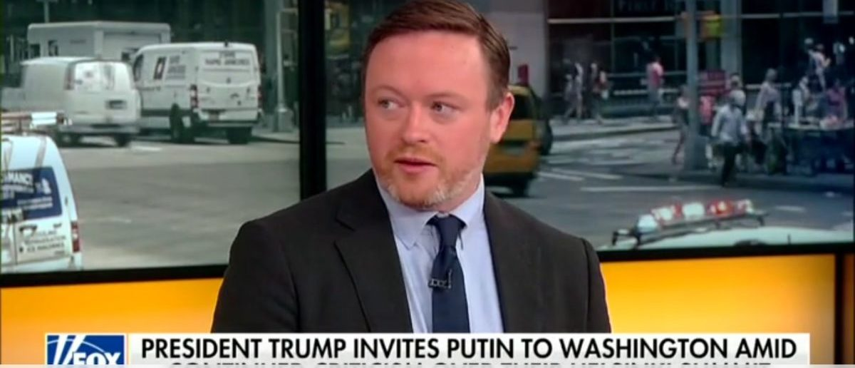 Chris Bedford Breaks Down Why President Trump Should Meet With Putin Again https://t.co/i8mDzZfh8P