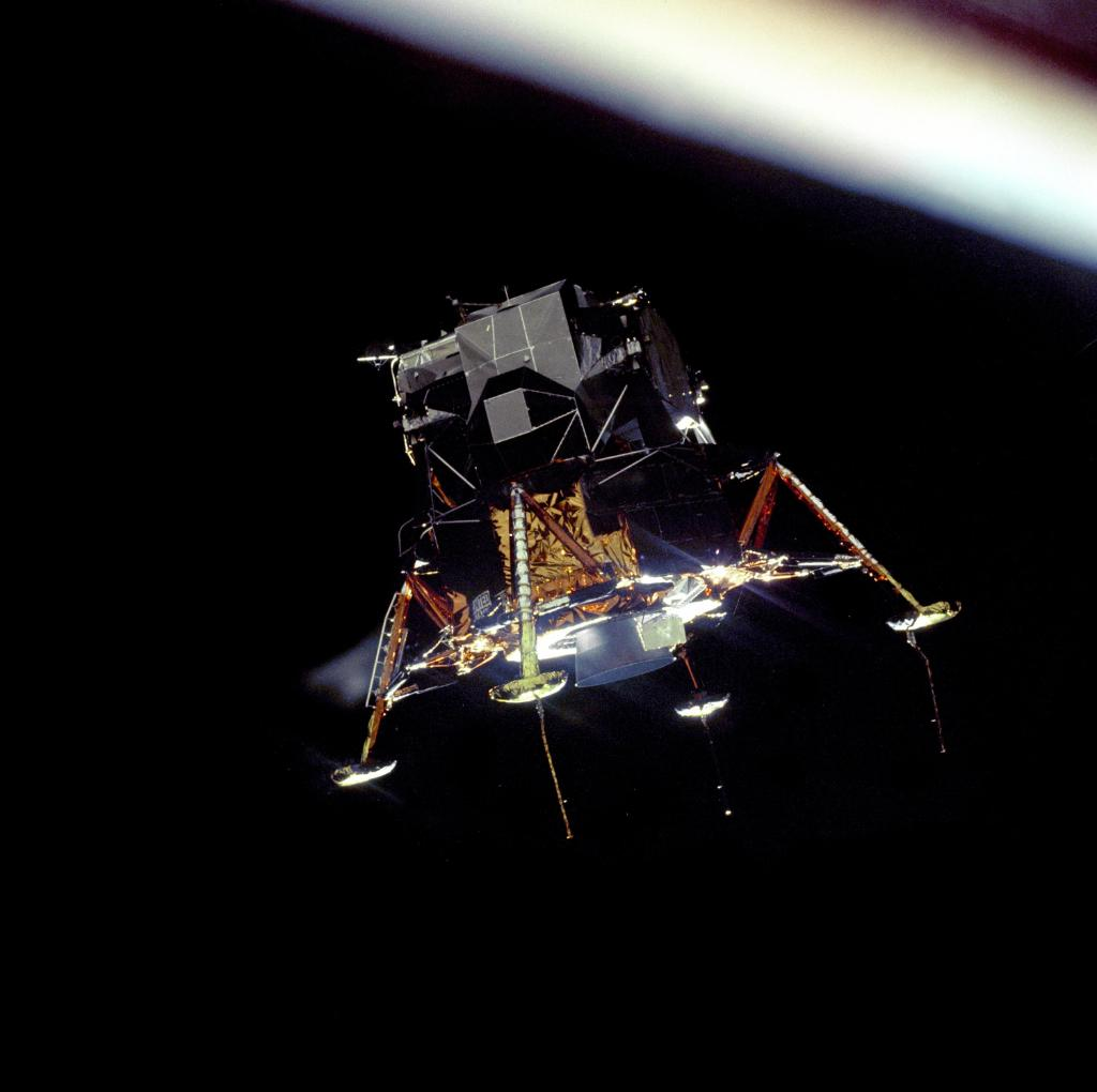Want to watch archived footage, played in real-time, of the #Apollo11 landing? Tune in to NASA Television NOW to experience this historic event as if it were July 20, 1969: https://t.co/ZuxLDtRxxM