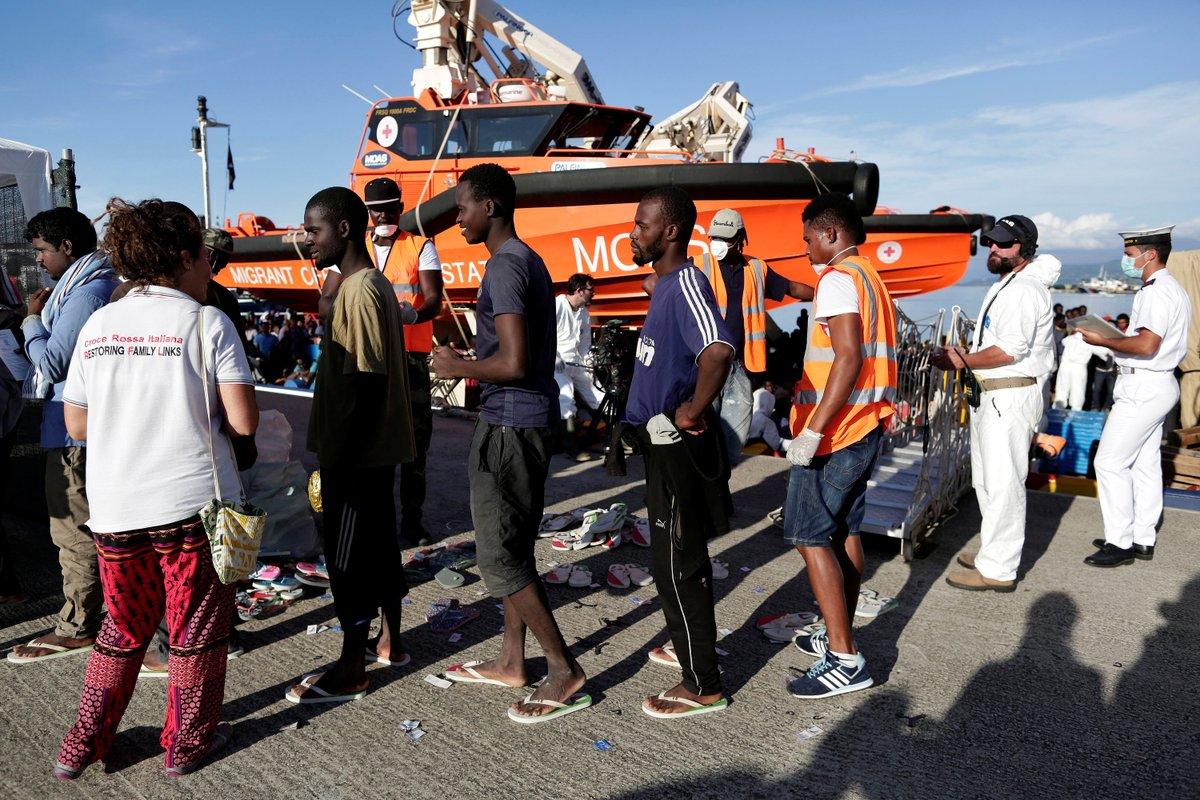 🔴 INFO - #Italie: #Rome impose des conditions pour accepter les #migrants.'👉https://t.co/91SsmcIrZ9
