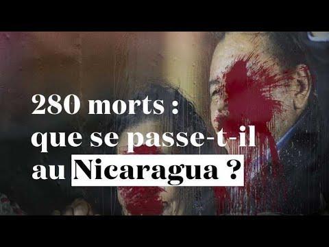 280 morts en 3 mois : que se passe-t-il au Nicaragua ? https://t.co/cMc5wXx92b