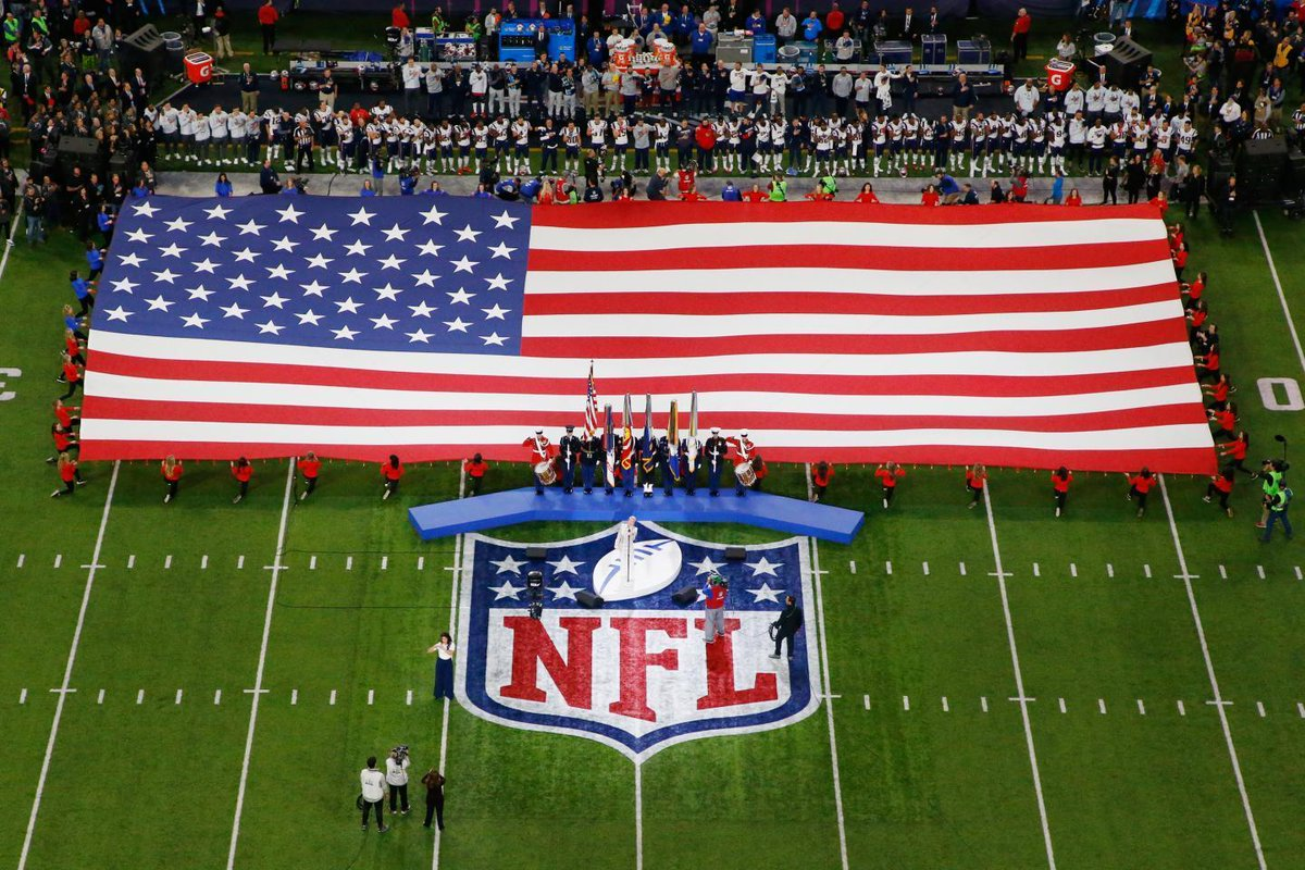 The NFL has put its new anthem protest policy on hold https://t.co/X8fDsTtvIR