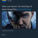 #Venom Twitter Photo