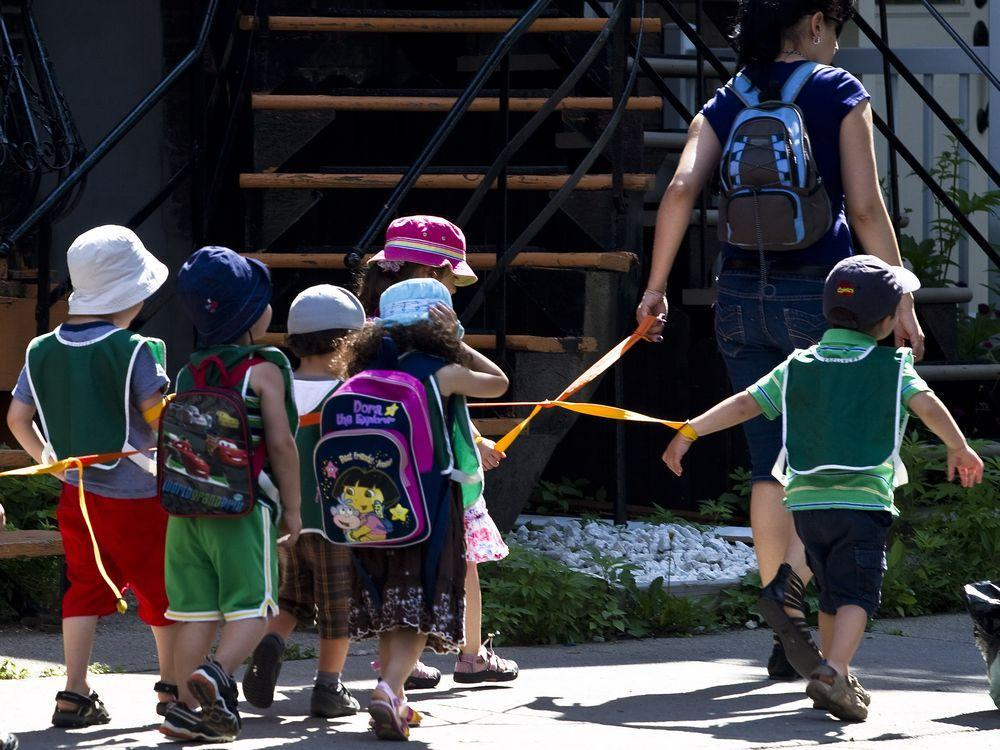 More women in Quebec's workforce, thanks to daycare policy: study https://t.co/dyaWEGqDD9