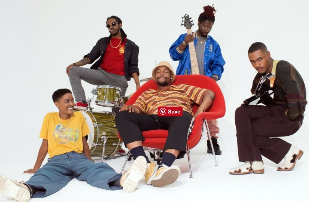 The Internet's 'Hive Mind' is the R&B outfit's 'most polished' LP yet. Read our review https://t.co/YcGuFTa2wu