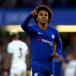 Willian Twitter Photo