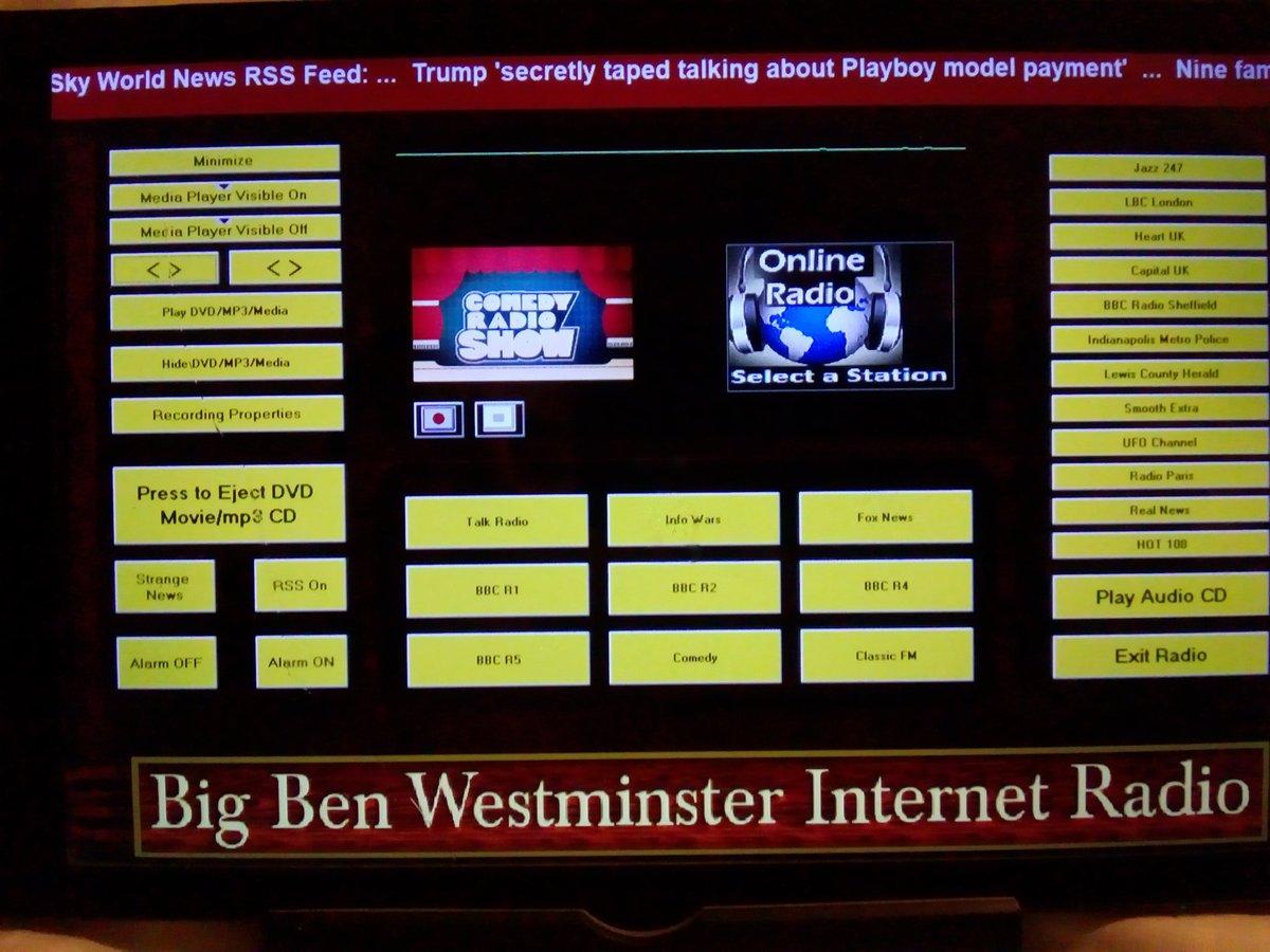 Steve CEO Big Ben Software,Radio, Pro DJ, Infowars on