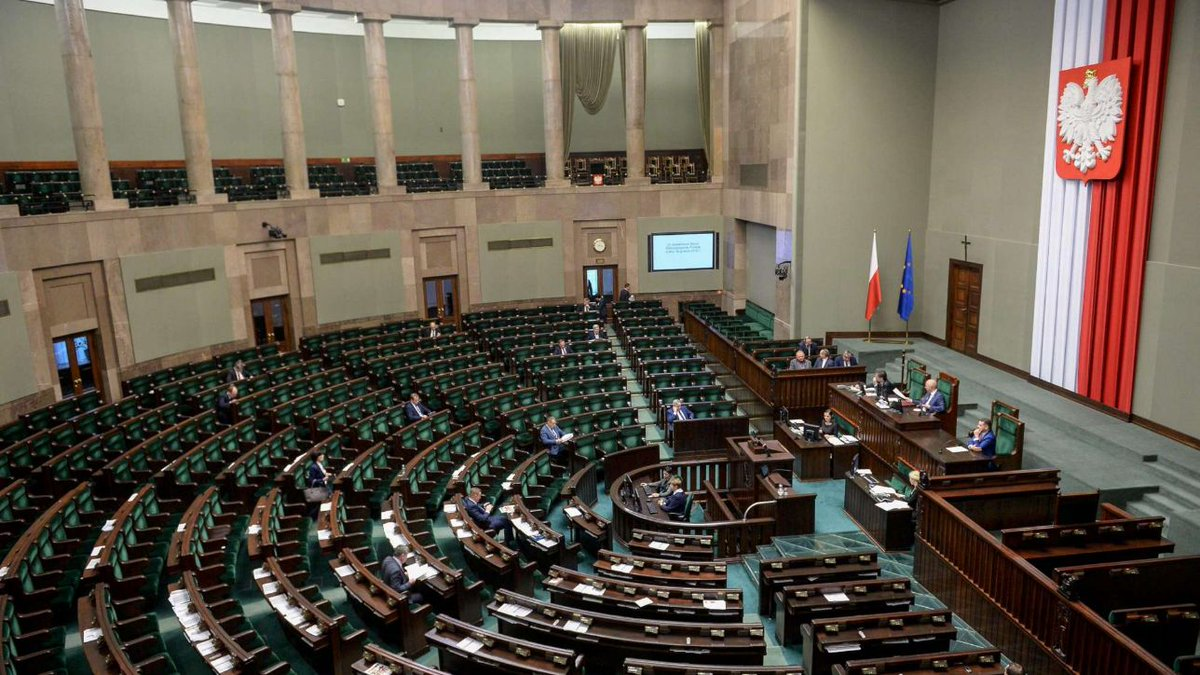 Polonia, Parlamento approva stretta su autonomia giudici #Polonia https://t.co/5IWk09C0gd