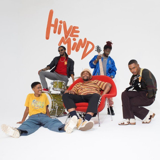 The Internet's new album is here. Stream 'Hive Mind' now. https://t.co/5IX5sV0oX2 https://t.co/knuJwJQi89