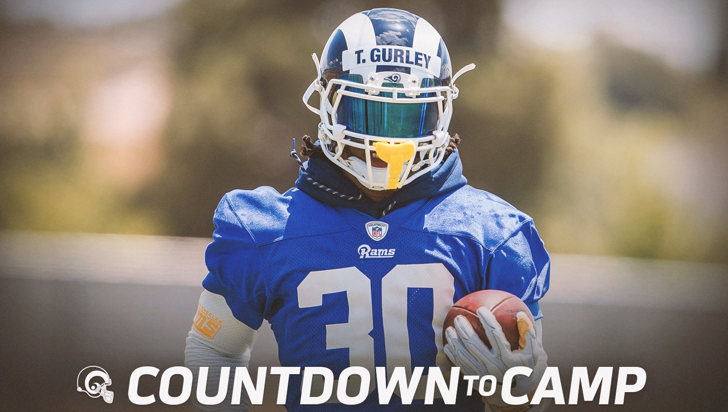 Los Angeles Rams On Twitter Countdown To Camp Gurley Leads The Way At Running Back Read Https T Co 5ksnqdfyah
