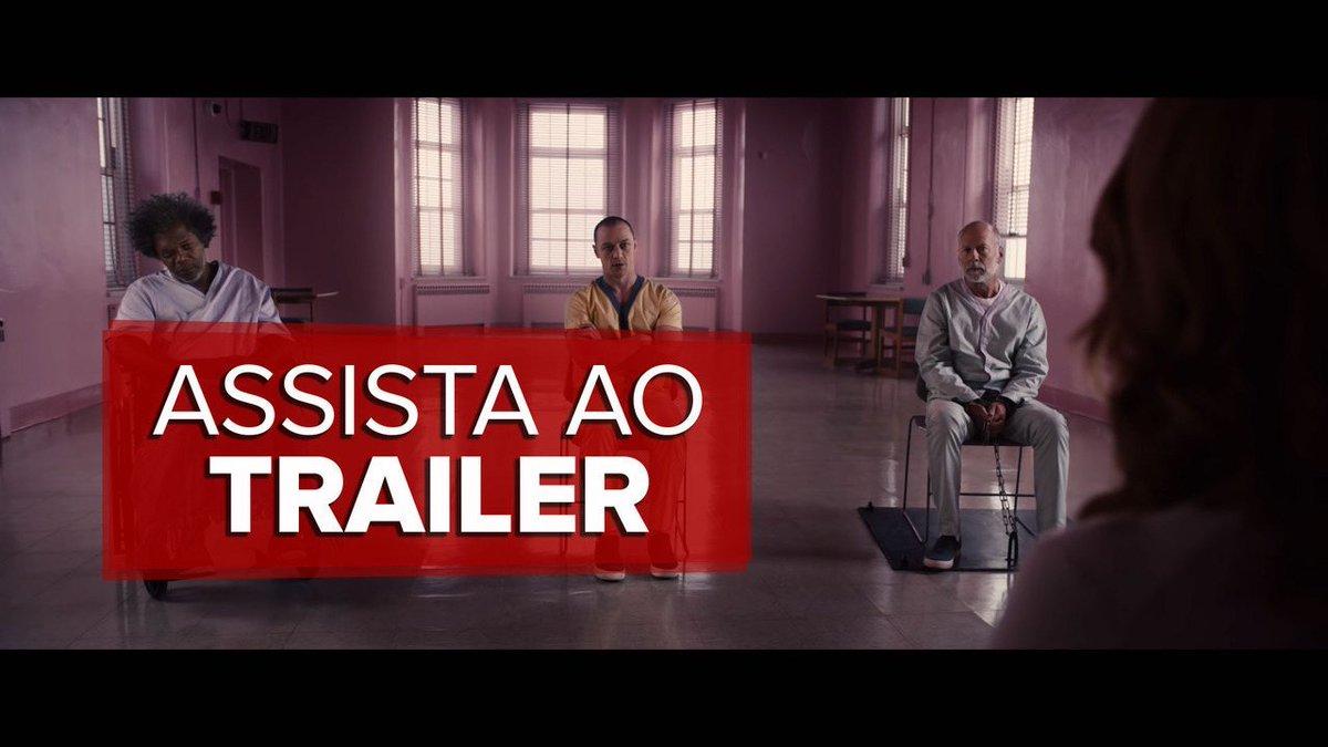 'Vidro' divulga primeiro trailer com Bruce Willis, Samuel L. Jackson e James McAvoy https://t.co/ZO3rEUxkG2 #G1