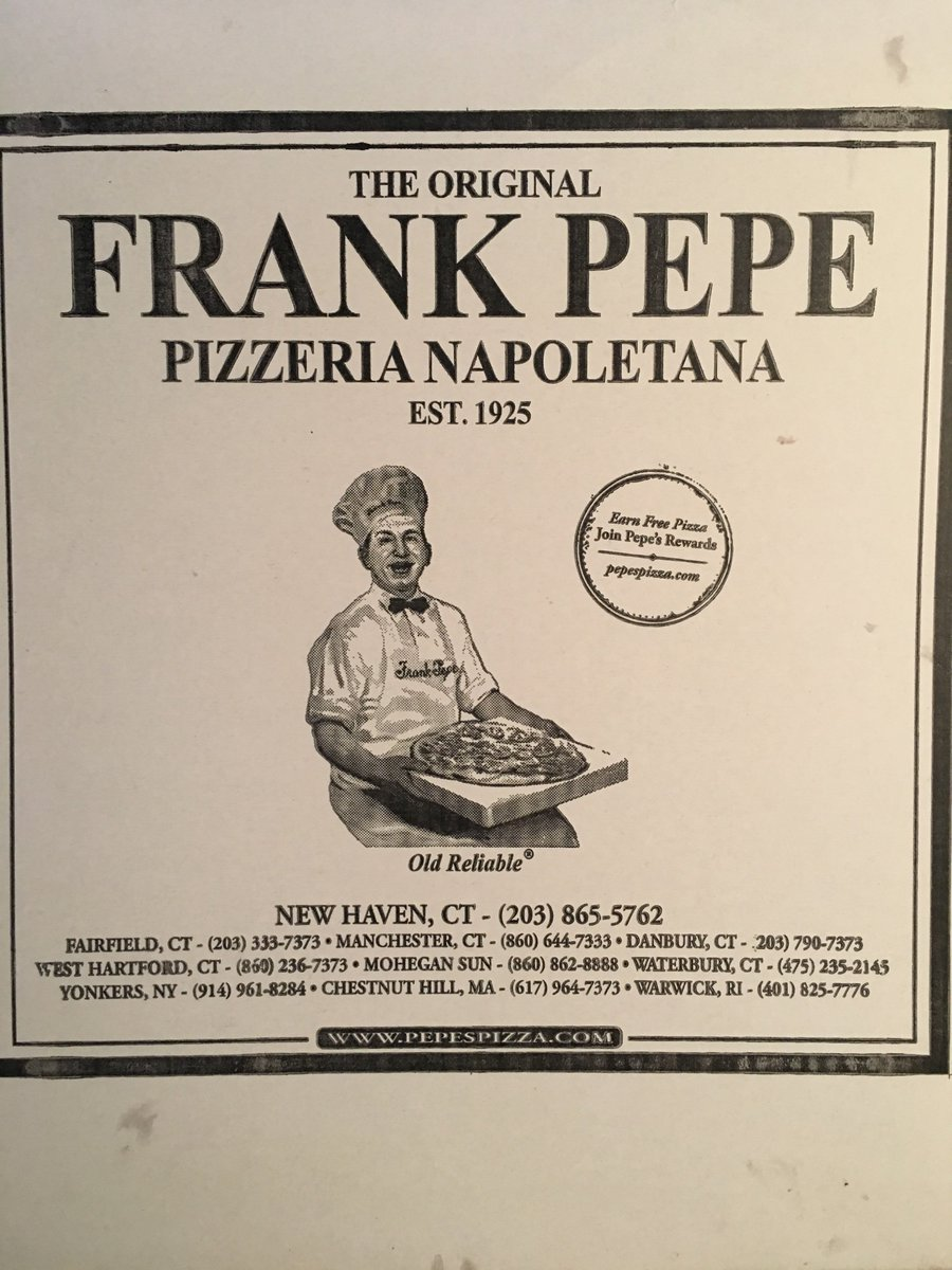 Hartford Ct On Twitter New Haven Pizza Is World Famous