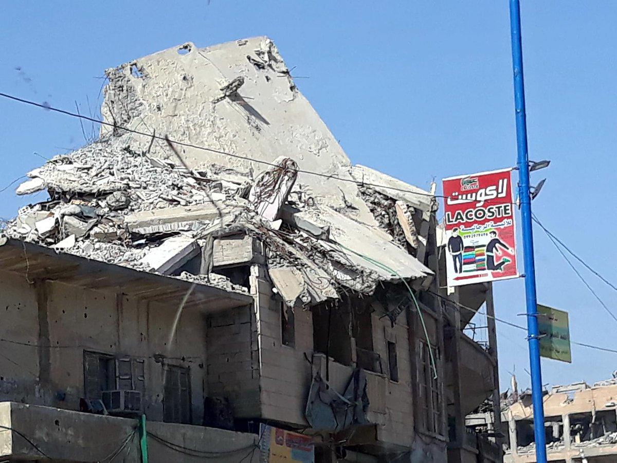 Lacoste in #Raqqa :D #Syria