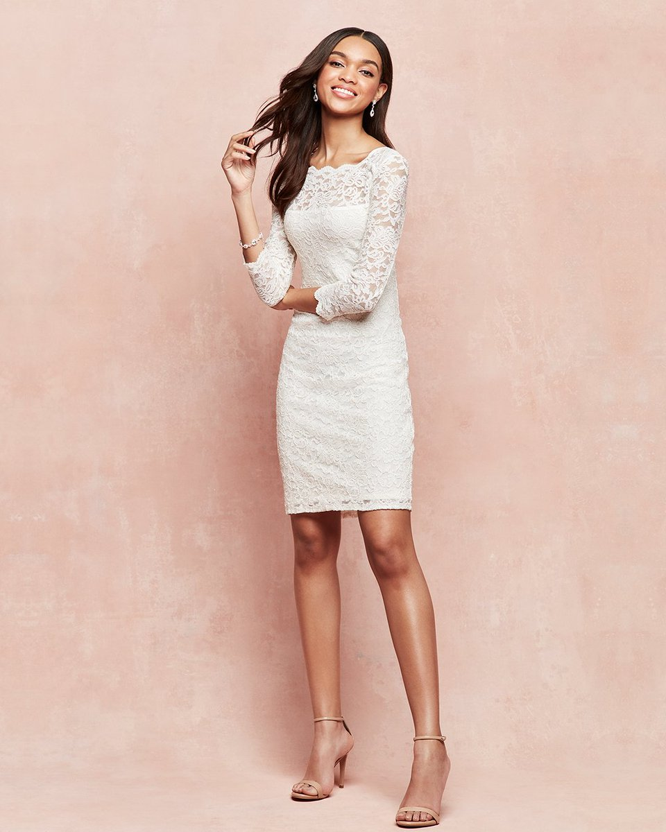 d7f8322df153 This dress? Top of our favorite #LWD list! See more of the little white  dress looks we are loving (all under $100!!) on the blog!  http://bit.ly/2JEcZlR ...