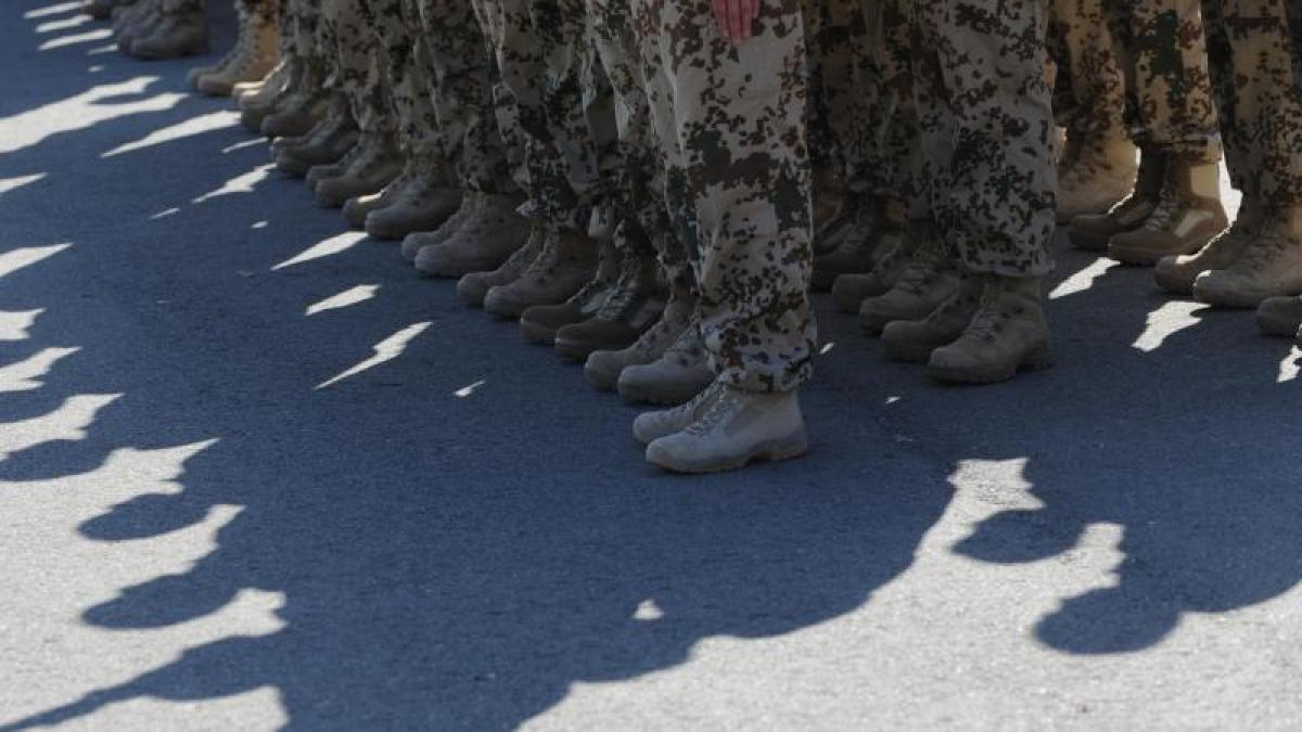 Soldatenmangel: Bundeswehr erwägt Aufnahme von Ausländern https://t.co/Mj42ZFiJis