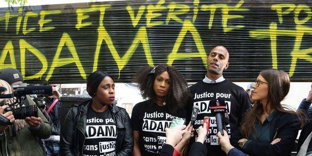 Adama Traoré : deux ans après sa mort, une marche est organisée aujourd'hui à Beaumont-sur-Oise https://t.co/z5Bw4roTIp
