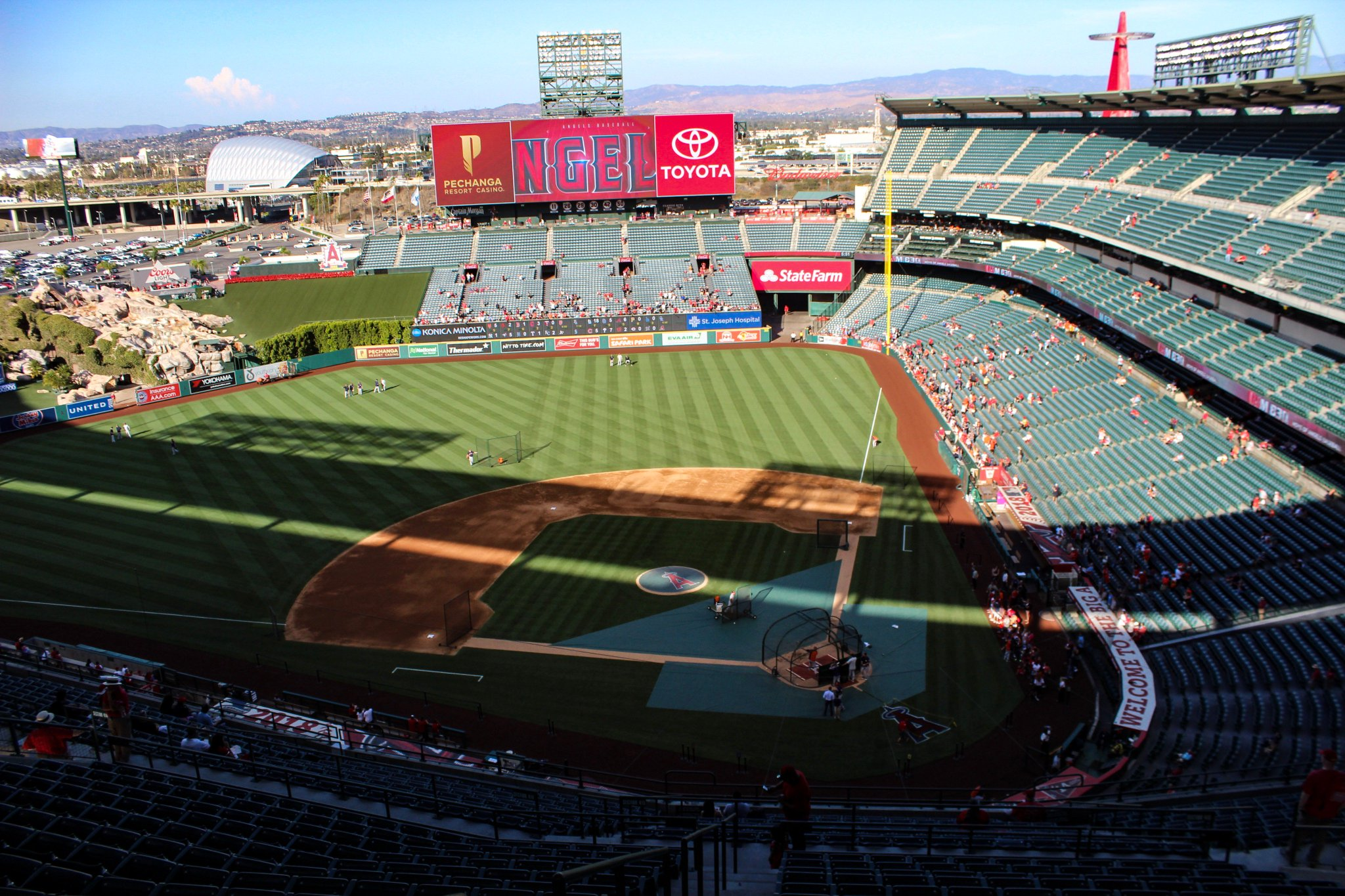 BP from The Big A. �� https://t.co/Mc696QFmdq