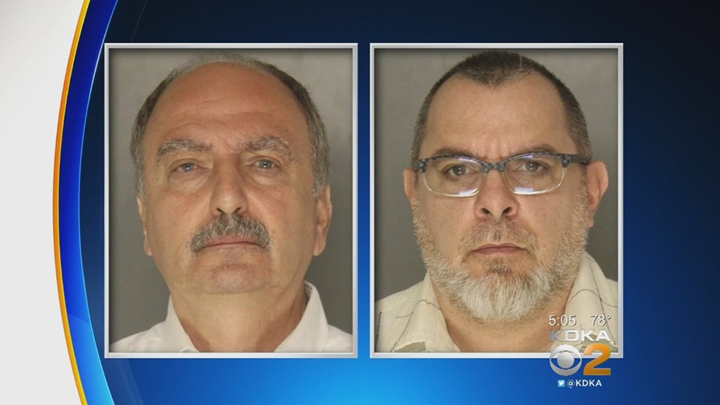 CARNEGIE LIBRARY THEFT: Two men were arrested after a massive year-long investigation into what some are calling one of the largest library thefts in history. FULL STORY: https://t.co/kl4PVN7DXi