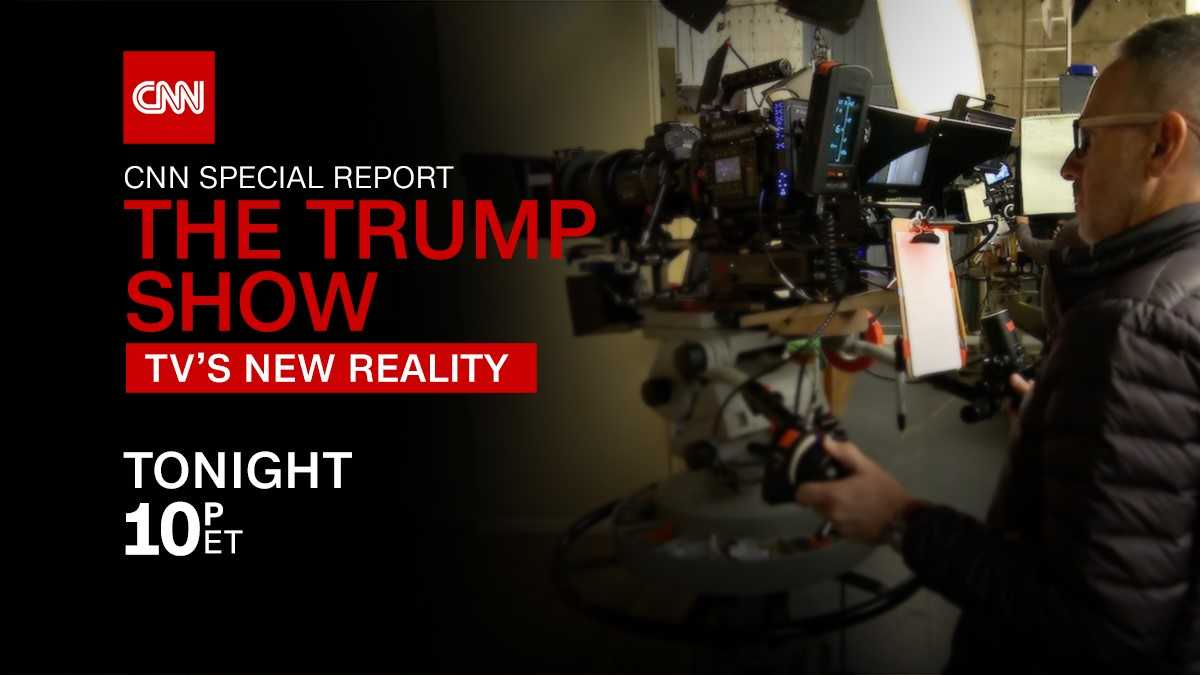 Join CNN's @brianstelter for a look at how the Trump presidency is changing scripted TV. #TrumpShow airs tonight at 10p ET https://t.co/2A6l9dCdg0